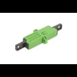 Digitus ALWL-LSH E-2000 (LSH) 1pc(s) Green fiber optic adapter