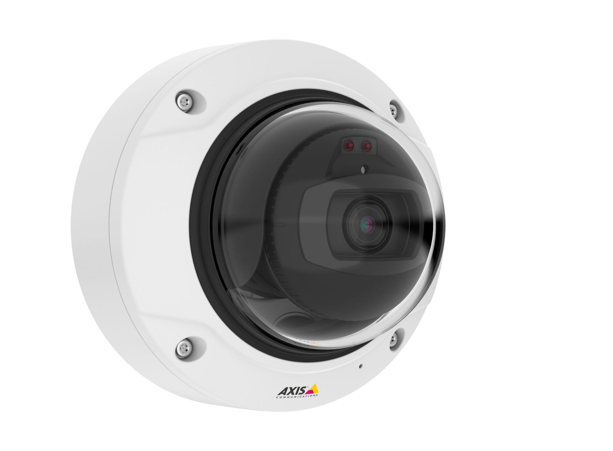 Axis Q3515-LV Cámara de seguridad IP Interior y exterior Almohadilla Techo 1920 x 1080 Pixeles