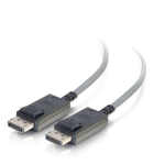 C2G 82397 15m DisplayPort DisplayPort Grey DisplayPort cable