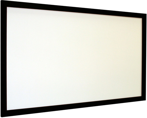 Euroscreen Frame Vision Light - 220cm x 137cm - 16:10