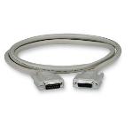 Black Box EGM16T-0010-MF serial cable Grey 1.5 m DB15