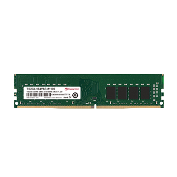 Transcend DDR4-2666 Unbuffered Long-DIMM 4GB