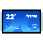 "iiyama ProLite TF2215MC-B2 touch screen monitor 54.6 cm (21.5"") 1920 x 1080 pixels Multi-touch Multi-user Black"