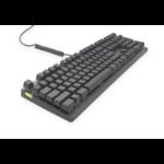 Mionix Wei keyboard USB QWERTY UK English Black