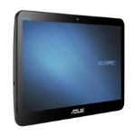 "ASUSPRO A4110-BD256X 1.6GHz J3160 15.6"" 1366 x 768pixels Touchscreen Black All-in-One PC"