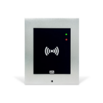 2N Telecommunications Access Unit Basic access control reader Black, White