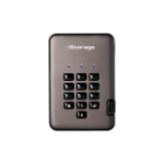 iStorage diskAshur PRO2 128GB Black,Graphite