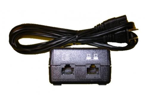 Mitel 51015131 power adapter/inverter Indoor Black
