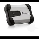 DataLocker H100 500GB Black, Silver external hard drive