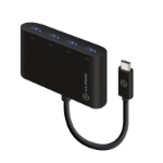 ALOGIC USB Type C SuperSpeed 4 Port USB Type A Hub