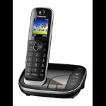 Panasonic KX-TGJ324EB DECT Caller ID Black telephone