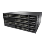 Cisco Catalyst WS-C3650-48PS-L network switch Managed L3 Gigabit Ethernet (10/100/1000) Black 1U Power over Ethernet (PoE)