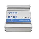 Teltonika RUTX12 wireless router Gigabit Ethernet Dual-band (2.4 GHz / 5 GHz) 3G 4G Silver