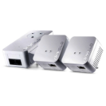Devolo dLAN 550 WiFi Network Kit 500 Mbit/s Ethernet LAN Wi-Fi White 3 pc(s)