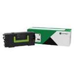 Lexmark 58D2H00 Toner black, 15K pages