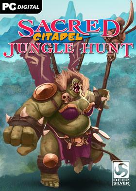 Nexway Act Key/Sacred Citadel-The Jungle Hunt vídeo juego PC Español
