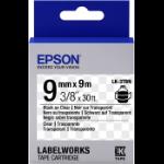 Epson LK-3TBN labelprinter-tape
