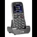 "Doro Primo 215 1.7"" 83g Grey Entry-level phone"
