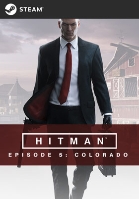Nexway HITMAN - Episode 5: Colorado Video game downloadable content (DLC) PC Español