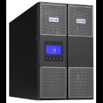 Eaton 9PX11KIRTNBP + 5Y Warranty 11000VA 4AC outlet(s) Rackmount/Tower Black uninterruptible power supply (UPS)