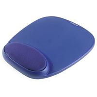 Kensington Gel Mouse Pad Blue
