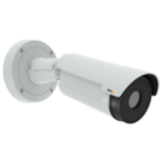 Axis Q1942-E 35MM IP security camera Outdoor Bullet White