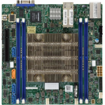 Supermicro MBD-X11SDV-4C-TLN2F-O server/workstation motherboard Mini-ITX System auf Chip
