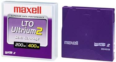 Data Cartridge 200-400GB Lto Ultrium2