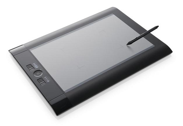 Wacom Intuos Intuos4 XL CAD 5080lpi 462 x 305mm USB Black graphic tablet