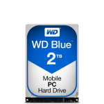 Western Digital Blue PC Mobile 2000GB Serial ATA III internal hard drive