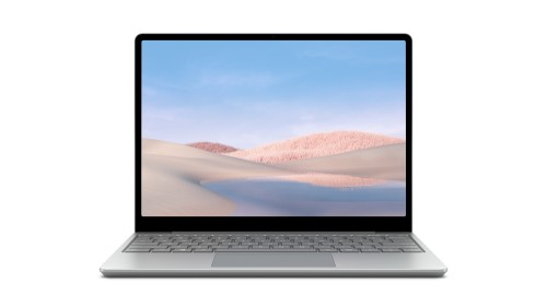 "Microsoft Surface Laptop Go Notebook 31.6 cm (12.4"") 1536 x 1024 pixels Touchscreen 10th gen Intel® Core™ i5 16 GB LPDDR4x-SDRAM 256 GB SSD Wi-Fi 6 (802.11ax) Windows 10 Pro Platinum"