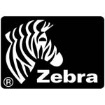 Zebra Z-Ultimate 3000T Silver 50.8 x 25.4 mm Zilver