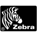 Zebra Z-Ultimate 3000T Silver 50.8 x 25.4 mm Plata