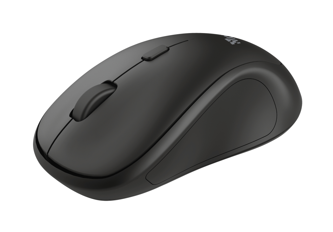 Trust TM-250 mouse RF Wireless Optical 1600 DPI Ambidextrous