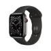 Apple Watch Series 6 OLED 44 mm Grafito 4G GPS (satélite)