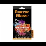 "PanzerGlass 0189 mobile phone case 14.7 cm (5.8"") Cover Transparent"