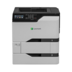 Lexmark CS725dte Gov LV Color 1200 x 1200DPI A4