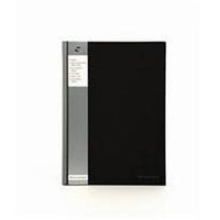 Pukka Pukka Pad A4 Casebound Ruled 160Pages Silver/Black (PK5