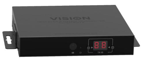 Vision TC-MATRIXTX AV extender AV transmitter Black