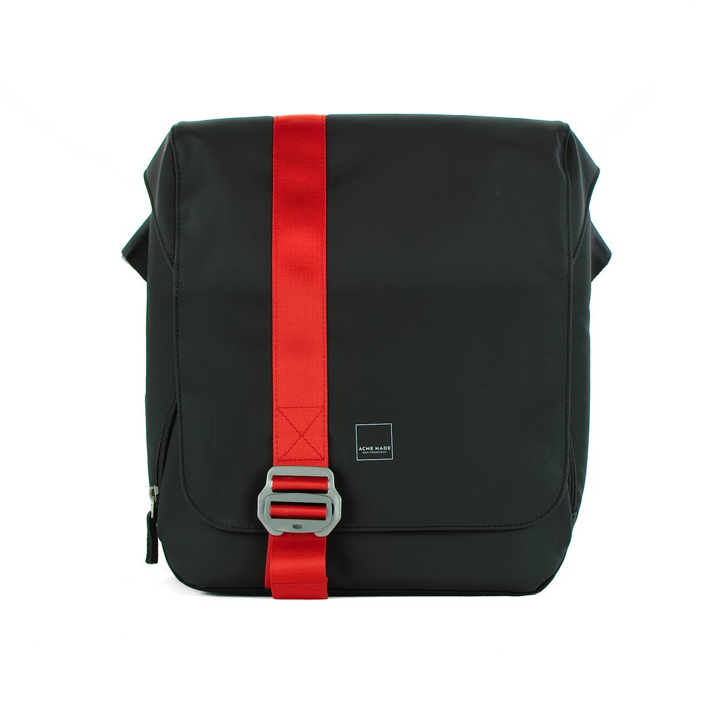 Acme Made Np Mini Messenger - Matt Bk-tg