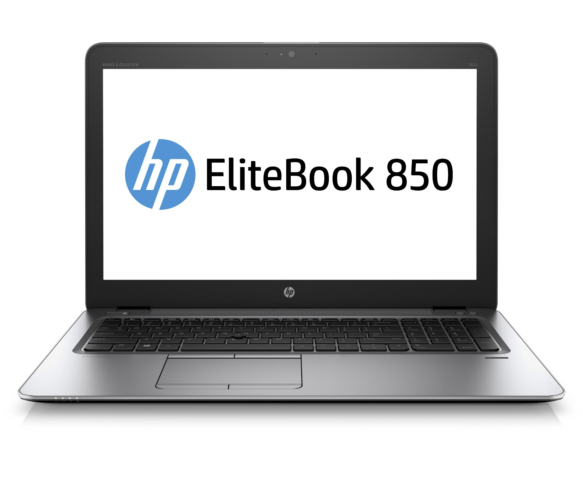 "HP EliteBook 850 G3 2.3GHz i5-6200U 15.6"" 1366 x 768pixels Silver Notebook"