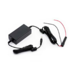 Zebra P1063406-030 power adapter/inverter Auto Black