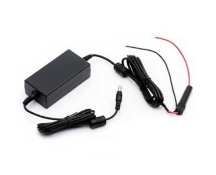 Zebra P1063406-030 adaptador e inversor de corriente Auto Negro
