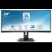 "Philips B Line 346B1C/00 pantalla para PC 86,4 cm (34"") 3440 x 1440 Pixeles WQHD LCD Negro"