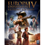 Paradox Interactive Europa Universalis IV: Extreme Edition, Linux/Mac/PC Linux/Mac/PC DEU, ENG, ESP Videospiel