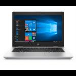 """HP ProBook 640 G4 Notebook 35.6 cm (14"""") 1920 x 1080 pixels 8th gen Intel® Core™ i5 8 GB DDR4-SDRAM 512 GB SSD Wi-Fi 5 (802.11ac) Windows 10 Pro Silver"""