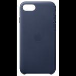 Apple iPhoneВ SE Leather Case - Midnight Blue