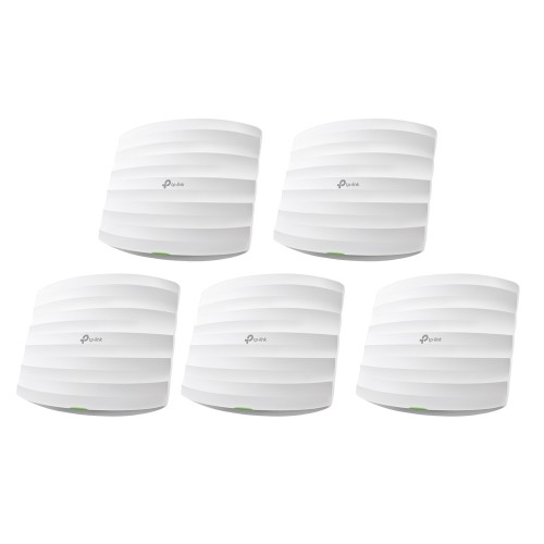 TP-LINK EAP245(5-PACK) wireless access point 1750 Mbit/s White Power over Ethernet (PoE)