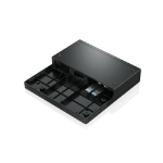 "Lenovo 4XF0V81632 All-in-One PC/workstation mount/stand 5 kg 55.9 cm (22"") 68.6 cm (27"") Black"