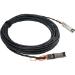 Intel XDACBL3M cable de red 3 m Negro